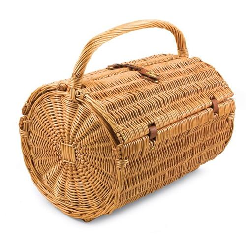 """wicker picnic basket"""