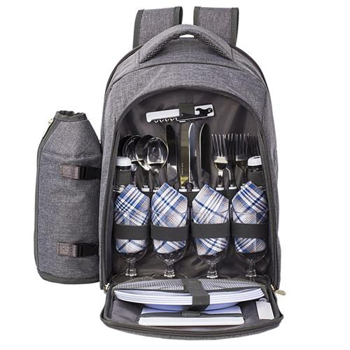 """picnic backpack"""