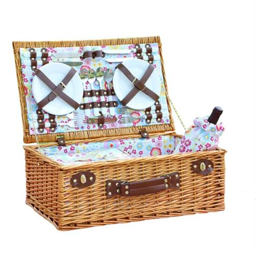 """insulated picnic basket"""