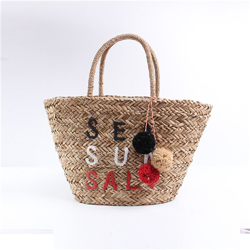 """seagrass bag"""